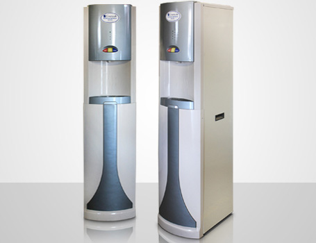Commercial water coolers